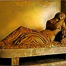 Female Sarcophagus, Vatican Museum by LaRoach