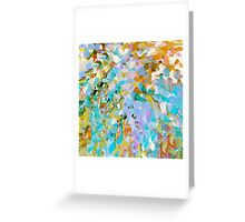 Not By Might Nor By Power. 1 Corinthians 2:4. Spiritual Art Greeting Card