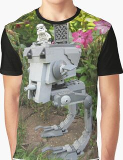 Dave Stormtrooper Just Patrolin Graphic T-Shirt