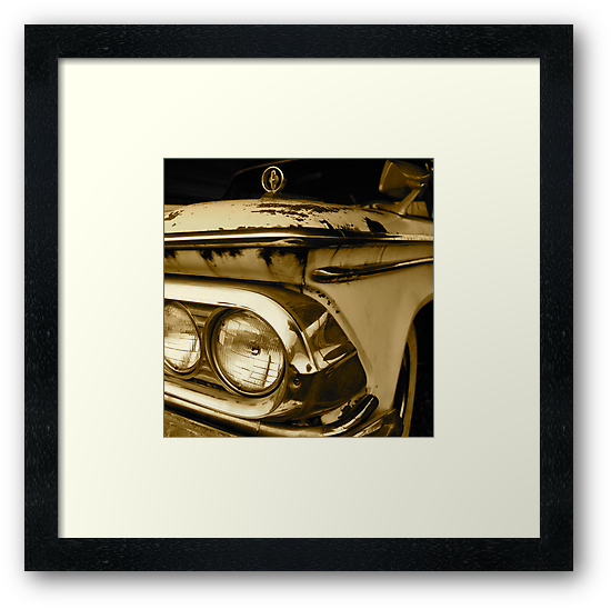 The Edsel by Kent Nickell