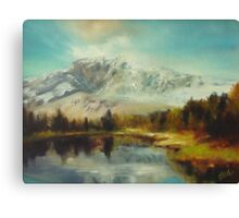 Rainier Canvas Print