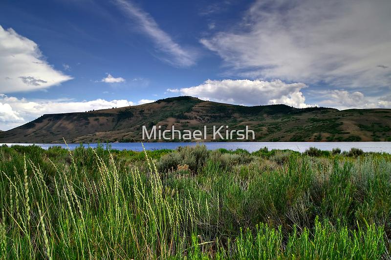 Blue Mesa Reservoir by Michael Kirsh