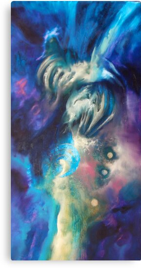 Nebula by C J  Elsip
