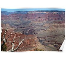 Grand Canyon Gorges Poster