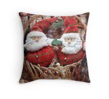 Happy Ho Ho Holidays!!! Throw Pillow