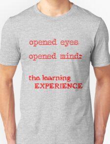 learning Unisex T-Shirt