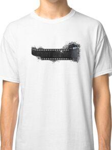 Black and White City Classic T-Shirt