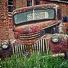 Pretty Ugly Truck by Jim Haley