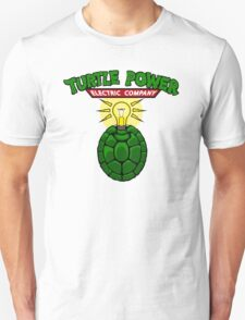 Support Your Local Utility Company T-Shirt