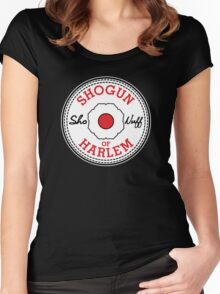 Shogun Of Harlem Women's Fitted Scoop T-Shirt