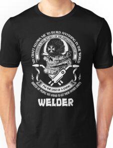 I am Proud to Be a Welder Unisex T-Shirt