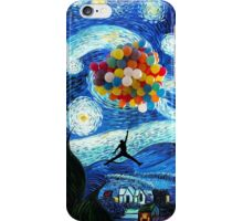 Basketball Starry Night iPhone Case/Skin