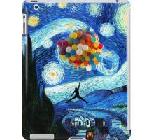 Basketball Starry Night iPad Case/Skin