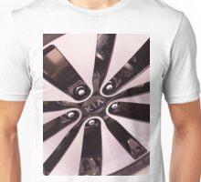 Kia Optima Wheel [ Print & iPad / iPod / iPhone Case ] Unisex T-Shirt