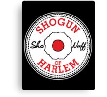 Shogun Of Harlem Canvas Print