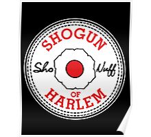 Shogun Of Harlem Poster