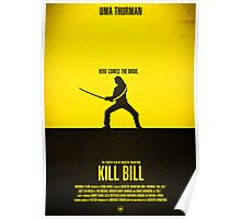 "Movie Poster - ""KILL BILL - Vol.1"" Poster"