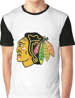 chicago blackhawks Graphic T-Shirt