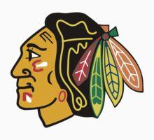 chicago blackhawks Kids Tee