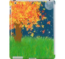 Autumn Moon iPad Case/Skin