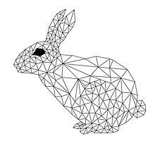 Low Poly Rabbit by LidiaP
