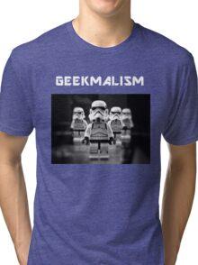 GEEKMALISM STAR WARS Tri-blend T-Shirt