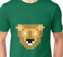 8-Bit Lion Unisex T-Shirt