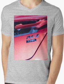Peugeot RCZ Back Light [ Print & iPad / iPod / iPhone Case ] Mens V-Neck T-Shirt