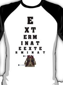 Dalek Calibration T-Shirt