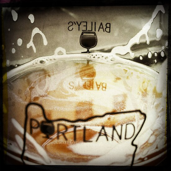 PDX Beer by Jeff Clark