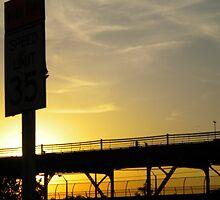 Bridge Silhouette by paulanicole13