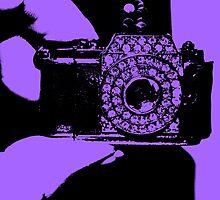 Purple Camera by paulanicole13
