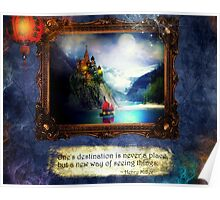 One's Destination Poster