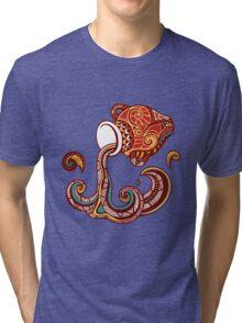 Aquarius Tri-blend T-Shirt