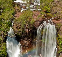 Florence Falls, Litchfield National Park NT by BeccE