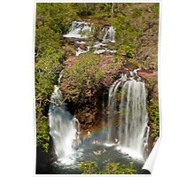 Florence Falls, Litchfield National Park NT Poster