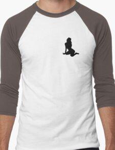Sexy Pin Up Girl Shirts Men's Baseball ¾ T-Shirt