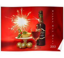 Happy New Year 2013 Poster
