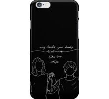 Tied Up Like Two Ships iPhone Case/Skin