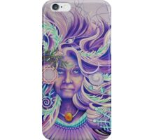 Winter Woman iPhone Case/Skin