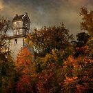 Oakhurst Water Tower by Debra Fedchin