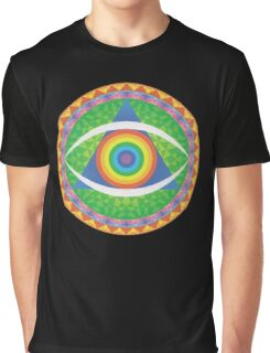 Gong Graphic T-Shirt