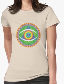 Gong Womens Fitted T-Shirt