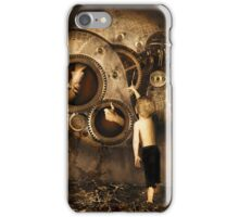 LIFE TIME iPhone Case/Skin