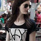 New York City Girl by StreetScenes