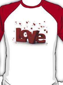red love T-Shirt