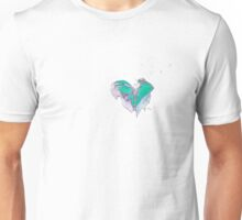 Tearing Hearts Unisex T-Shirt