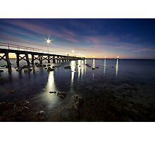 Moonta Bay Photographic Print