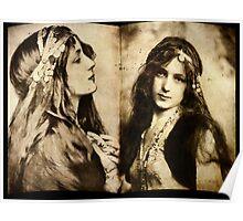 Gypsy girl 1901 Poster