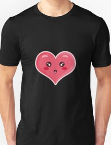 Kawaii Heart Unisex T-Shirt
